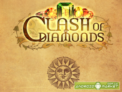 Clash of diamonds