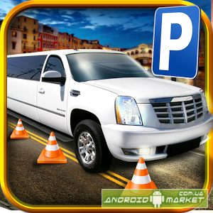 Limo Parking Simulator Game