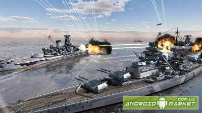 Call Of Warships:World Duty