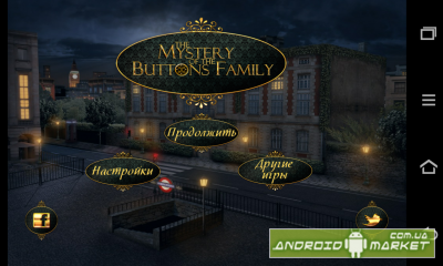 The Mystery - Button Family