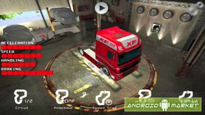 Real Truck Racing HD