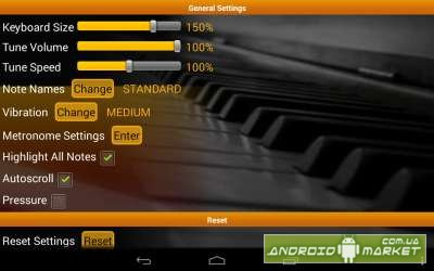 Piano Scales Chords Jam Pro
