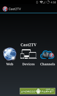Cast2TV-PRO(ChromeCast etc)