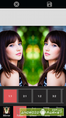 Mirror Image Photo Editor
