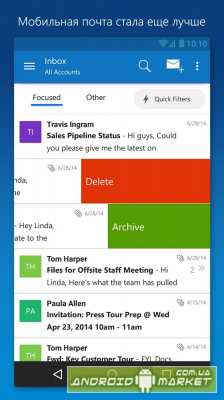 Microsoft Outlook Preview