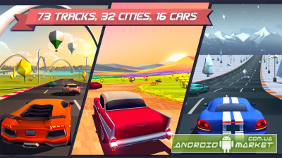 Horizon Chase - World Tou