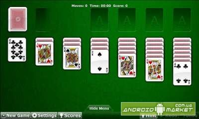 Solitaire Double-Deck HD
