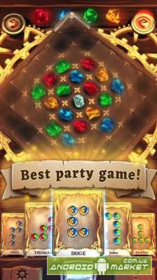 Molus Gems Party