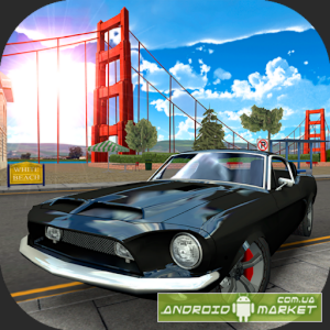Car Driving Simulator: SF