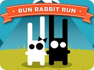 Run Rabbit Run: Платформер