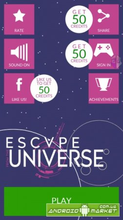 Escape Universe: Space Beyond