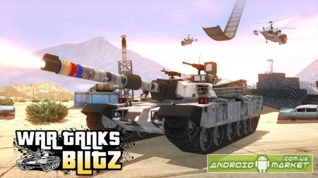 Impossible War Tanks Blitz - Tank Games