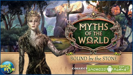 Hidden Objects - Myths of the World: Bound Stone